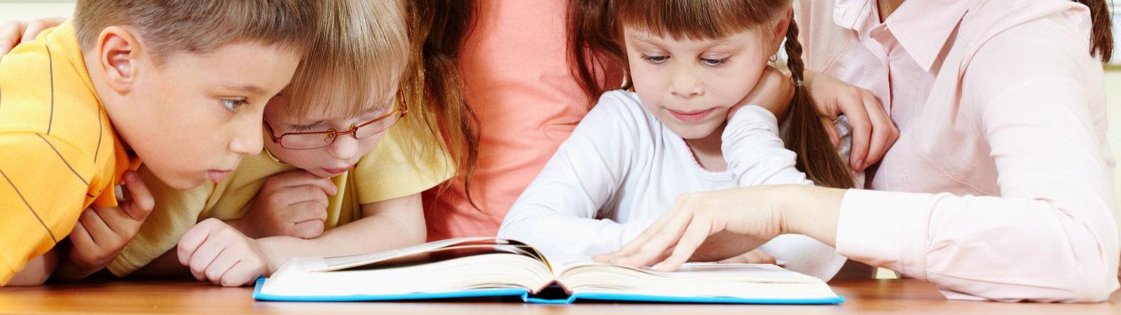 Новый учебный год 2018-2019 Курсы английского языка для детей и подростков